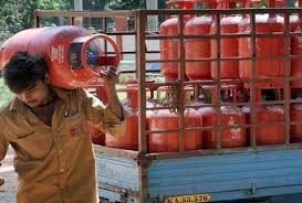 LPG cylinder prices hiked slightly for July