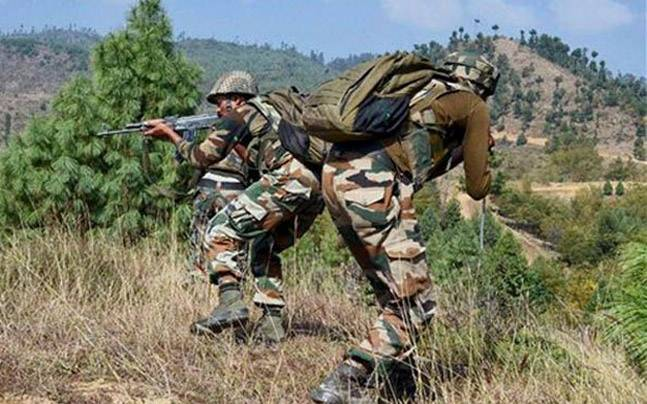 Massive cordon and search operations underway in Mendhar area of JK's Poonch