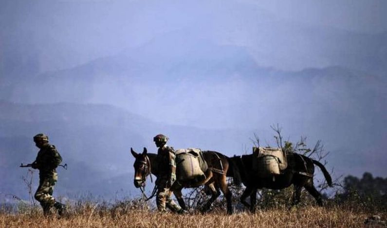 Army porter killed in 'sniper fire' along LoC in Uri