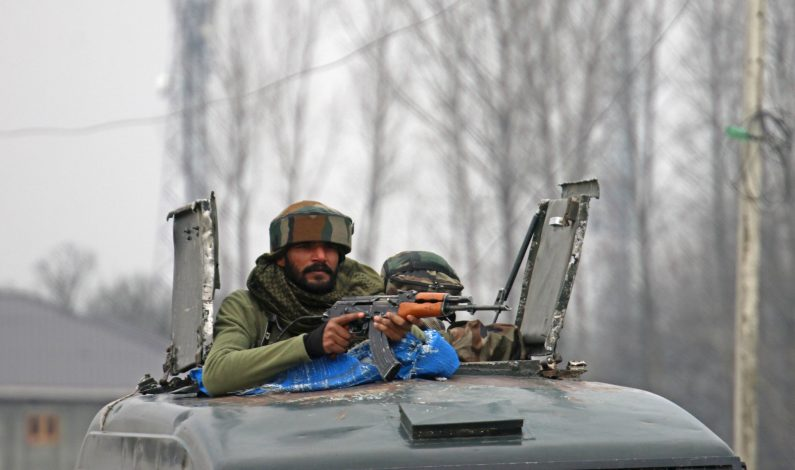 Two militants killed in Awantipora gunfight, bodies recovered