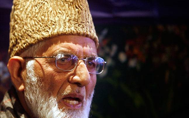 Will ascertain veracity of Syed Ali Geelani's resignation letter, say Hurriyat constituents