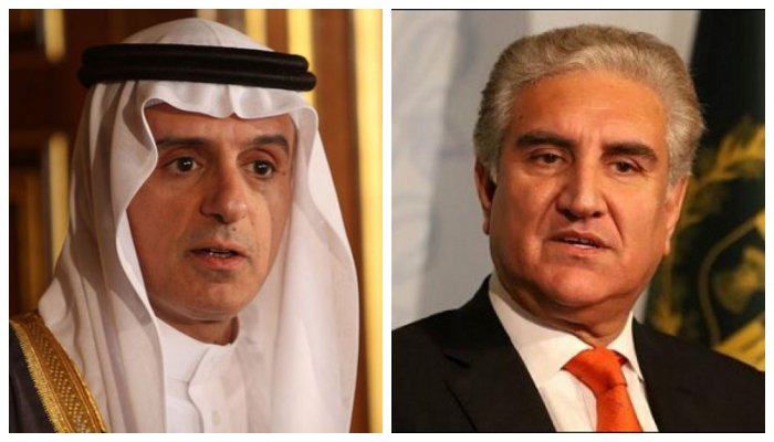 Saudi FM coming to Pakistan with important message from MBS: Qureshi