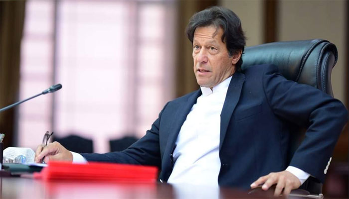 Aggressive action along LOC by Indian forces have potential to blow up regional crisis: Imran Khan