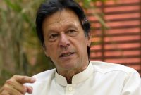 'Pakistan will stand shoulder-to-shoulder with its Kashmiri brethren untill they get right to self determination': Imran Khan