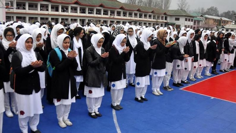 "Govt to install CCTV's in Srinagar Schools where ""pro-freedom protests"" have become routine"