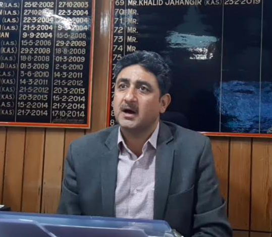 Lok Sabha Polls: Flying squads, video surveillance teams monitoring situation in Anantnag, says Deputy Commissioner