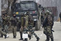Two militants killed in a gunfight at Pulwama's Hakripora area