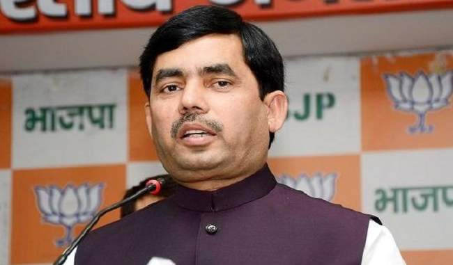 DDC polls in J&K will go with 'golden words' in India's history: Shahnawaz Hussain