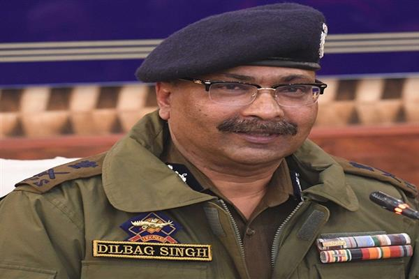 Geelani's letter an eye-opener, he admitted his path was wrong: DGP Dilbagh Singh