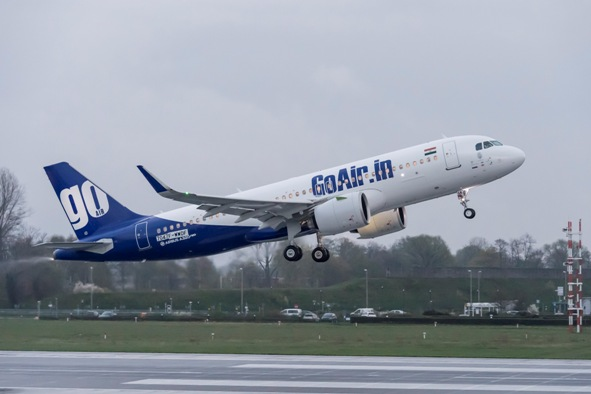 GoAir records best 'On-Time-Performance, 9thtime in a row