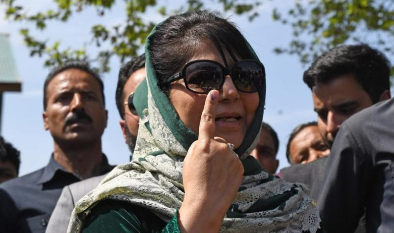 Elections 2019 in South Kashmir:  PDP on a Slippery Slope
