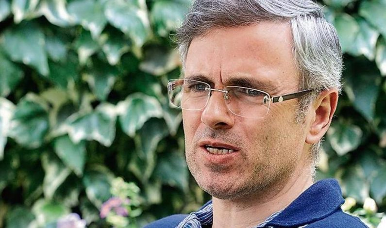 Guv assured no move to change J&K special status, but we want statement in Parliament: Omar