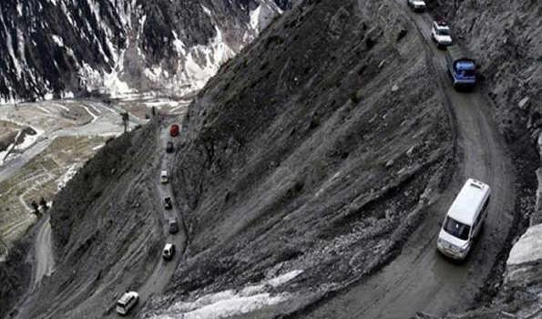 Jammu-Srinagar highway to remain closed tomorrow: Admin