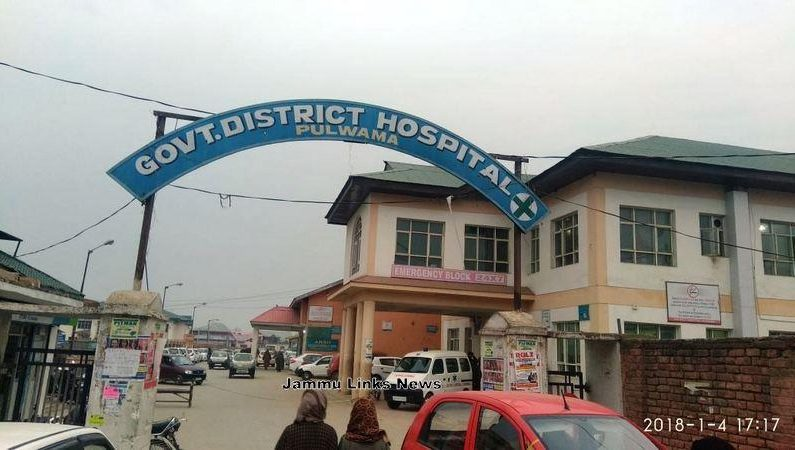When it comes to Pulwama district hospital, govt transfer policy is torn to shreds