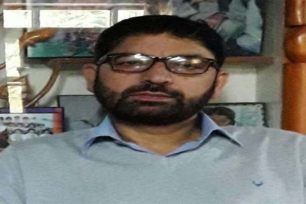 Jailed Hurriyat leader's wife passes away