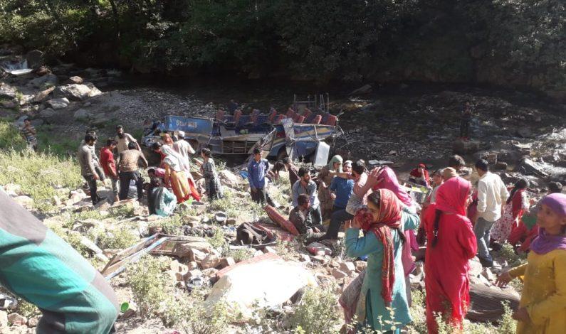 Death toll mounts to 31 in Kishtwar road accident