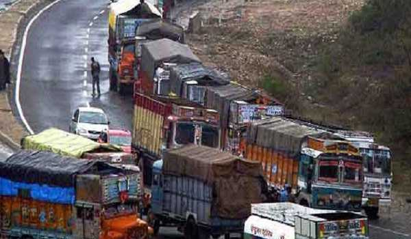 Transporters Defer Strike By Day In J&K