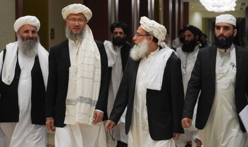 Talks with Taliban candid and professional, says US
