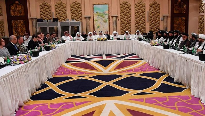 New round of US-Taliban talks opens in Doha: Taliban