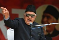 No threats or money should diverge obligations of political workers: Farooq Abdullah