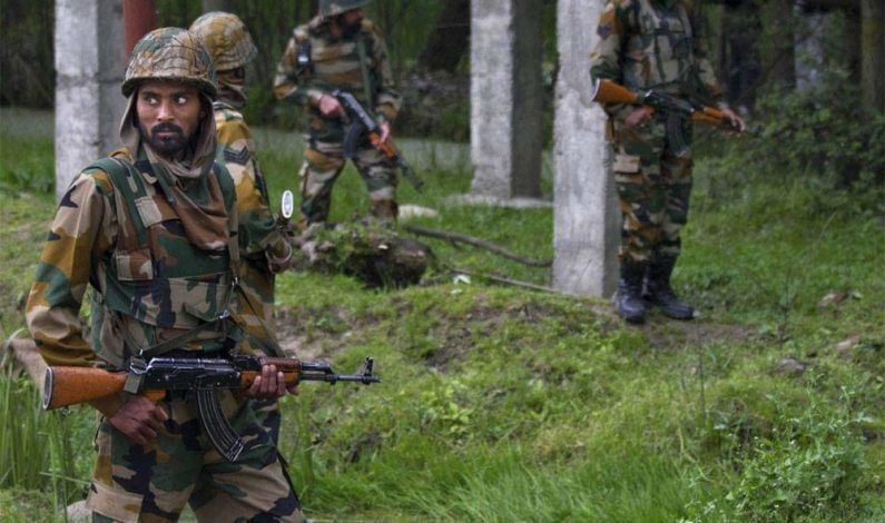 Day 12: Arms, ammo recovered at Poonch encounter site