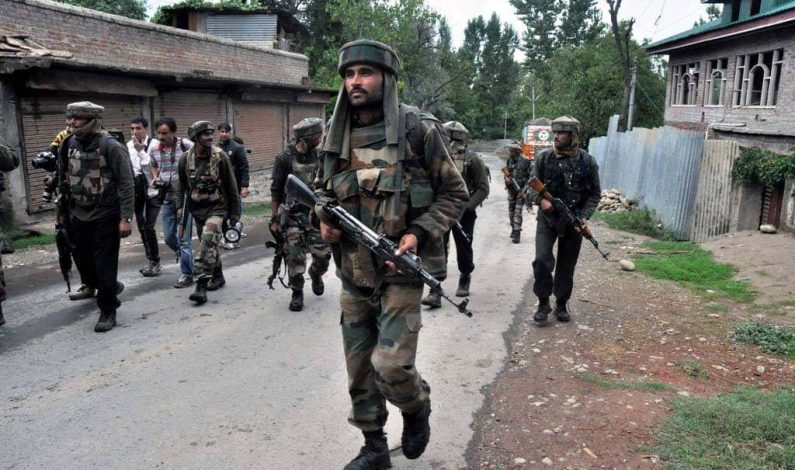 Kulgam Encounter: Police says two militants killed