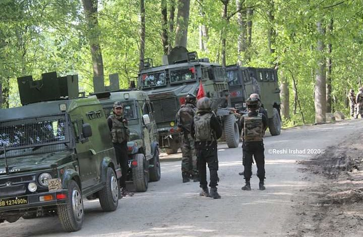 Militant killed in ongoing gunfight in Srigufwara Anantnag