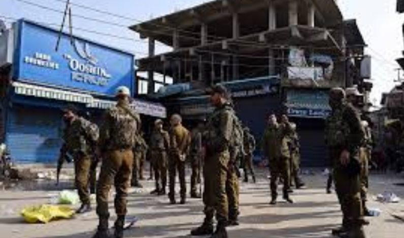 Five militant associates arrested in Sopore: Police