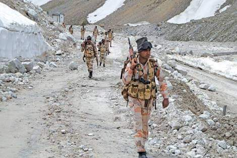 34 Indian soldiers missing in Ladakh after India-China soldiers ...