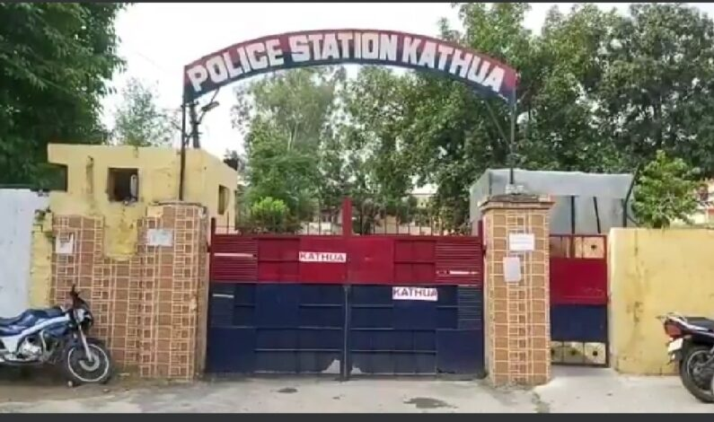 Covid-19: PS Kathua declared out of bounds after cop tests positive