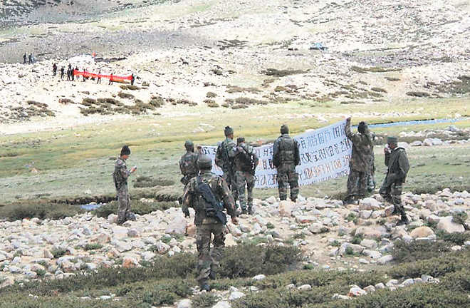 Chinese army now claims one entire valley in Ladakh, inducts ...