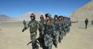 Negligible Chinese army disengagement in eastern Ladakh, not has been verified yet: Report
