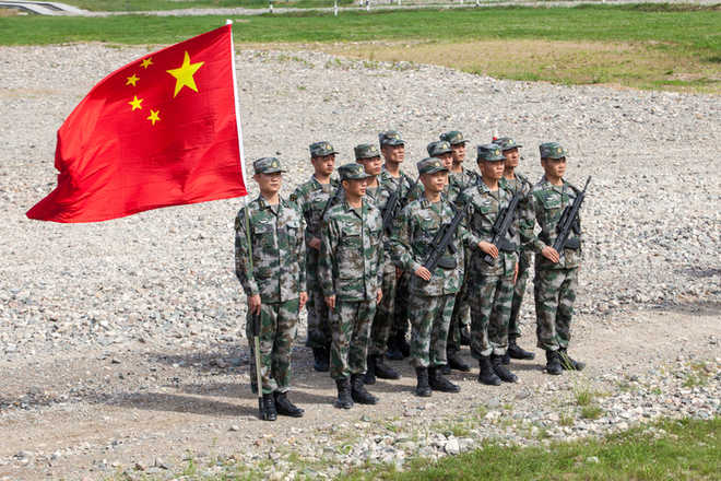 PLA laying fibre optic cables in Galwan valley, planning to build tunnel in Pangong lake area: Report