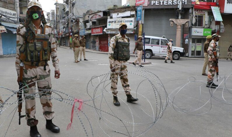 Apprehending protests, curfew to be imposed in Srinagar on August 4, 5 : Administration