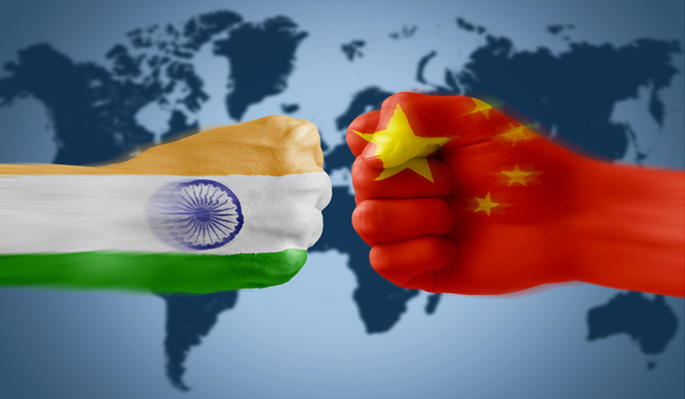 Chinese army demand Indian troops to withdraw from China-India border