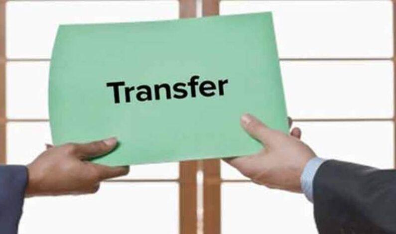 Govt orders transfer, postings of several officers, removes Dr. Samoon as Principal Secretary School Edu Deptt