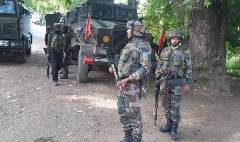 Two militants killed, three soldiers among JCO injured in Kulgam gunfight