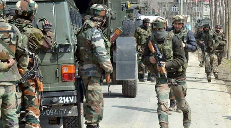 Two militants killed in South Kashmir's Sirhama