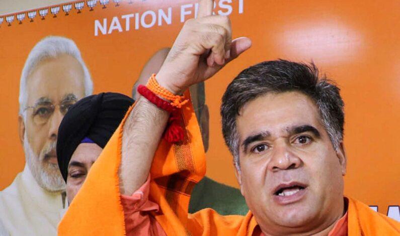 BJP all set to celebrate accession day on Oct 27: Ravinder Raina