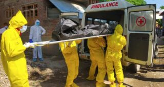 Covid-19 Claims Eight More Lives, J&K Death Toll reaches 417