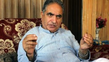 In Civil bureaucracy, police and Judiciary, Muslims in Kashmir are being side lined: G.H Mir