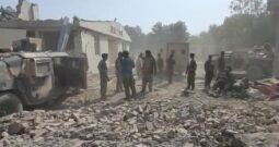 17 die, 50 wounded in twin explosions in Afghanistan