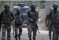 South Kashmir: Gunfight breaks out in Sirhama of Anantnag