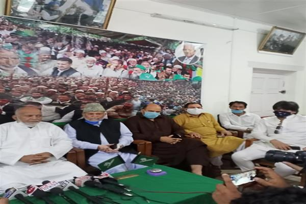 Will mark August 5 as black day, will stage protests: PDP
