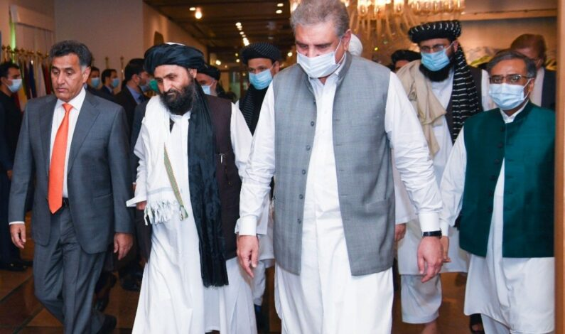 Afghan Taliban delegation arrives in Islamabad on three-day visit
