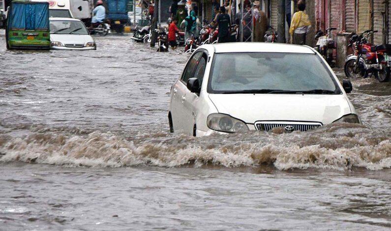 58 die in Pakistan monsoon floods