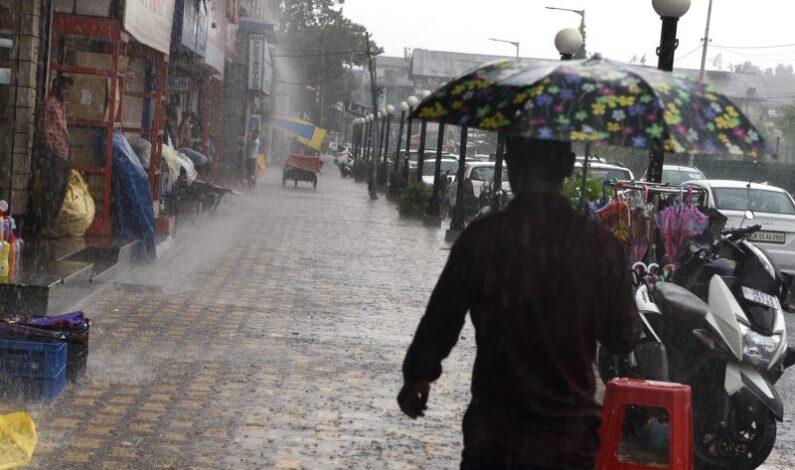 Weatherman predicts light rainfall till next Friday