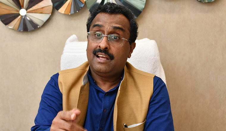Article 370 rollback is irreversible and Gupkar declaration is destined to fail: Ram Madhav