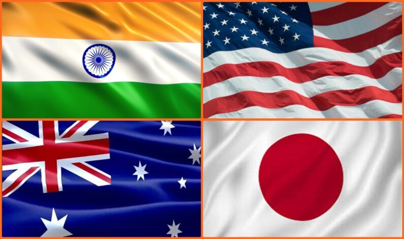 FM's of Quad countries to meet in Japanese capital Tokyo on Tuesday
