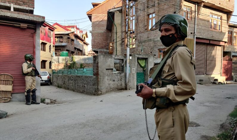 CRPF seeks land for camps in 29 J&K locations: Report